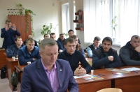 Семинар-обучение для молодежного профактива ЗЖРК