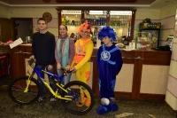 Горный велосипед - в семью Даниловых!