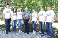 ЧАО «Электромашпромсервис» - коллектив энергичный и молодой духом