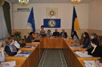 Пленум Харьковского обкома
