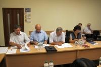 Президиум ЦК ПМГУ июнь