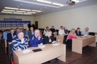 Заседание президиума ЦФСК «Металлург»