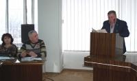 Семинар профактива ПАО «Укрграфит»
