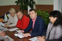 «Кривбассвзрывпром»: на заседании профкома