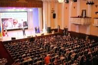 Запорожские металлурги принимают поздравления
