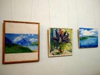 Выставка памяти Бориса Овчинникова
