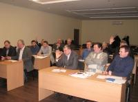 Заседание президиума ЦФСК