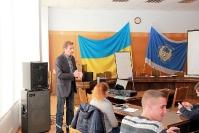 В Запорожье учится профсоюзная молодежь