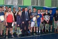 Чемпионат ПАО «Укрграфит» по волейболу