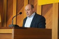 На Днепровском металлургическом заводе прошла 43-я отчетно-выборная конференция первичной организации ПМГУ