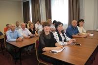 В Одессе состоялось профсоюзное обучение