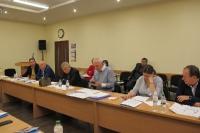 Засідання президії Центральної ради ПМГУ