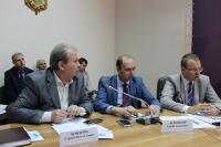 Рабочая встреча в Кабинете Министров Украины (17.06.2015)