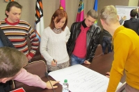 Обучение «Молодежь для молодежи» на ЗЖРК