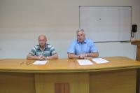 Заседание Редакционной коллегии журнала «Ваше доверие»