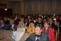 Отчетная конференция Запорожской областной организации ПМГУ