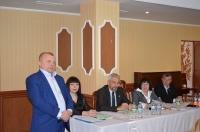 Отчетная конференция Донецкой областной организации ПМГУ
