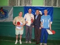 Чемпионат ЧАО «Укрграфит» по настольному теннису