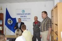 Молодежный совет ПМГУ побывал на «Азовстали»