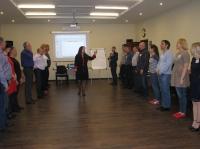 Обучение в школе профсоюзных переговорщиков: модуль №3