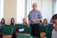 Заседание президиума Криворожского горкома ПМГУ