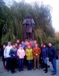 Профсоюзный актив ЧАО «Укрграфит» встречался с коллегами