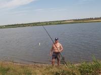 ІІ чемпионат ЧАО «Укрграфит» по рыбной ловле