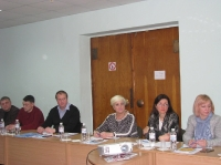 В Днепре встретились правовые инспекторы труда ПМГУ