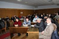 Заседание Постоянной комиссии ЦК ПМГУ по внутрипрофсоюзной работе