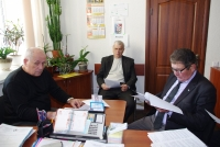 Заседание Постоянной комиссии по финансовой работе ЦП ПМГУ