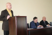 Криворожский горком ПМГУ: правозащитная работа как главное направление