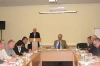 В Днепре состоялось заседание президиума Центрального комитета ПМГУ
