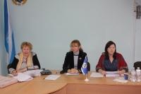 Днепропетровский обком: учебный семинар главных бухгалтеров и казначеев
