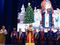 ЧАО «Укрграфит»: детский праздник в День Святого Николая