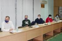 Навчання для представників ПМГУ з питань охорони праці