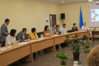 Совместное заседание представителей ООО «Метинвест Холдинг» и ЦК ПМГУ