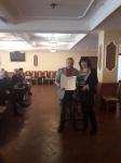 Состоялось расширенное заседание президиума комитета Донецкой областной организации ПМГУ