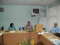 Заседание Постоянной комиссии ЦК ПМГУ по вопросам внутрипрофсоюзной работы