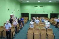 Донецкий обком ПМГУ: Пленум и обучение по информационной работе_7