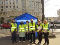 Всесвітній день дій за гідну працю – у Харкові
