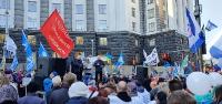 У Кабінеті Міністрів та Парламенті прийняли вимоги профспілок України_1