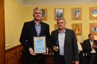 В Запорожье состоялось награждение победителей областного конкурса на лучший колдоговор