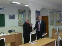 Комиссия ЦК ПМГУ по охране труда и здоровья трудящихся посетила Полтавский ГОК