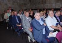 В Днепропетровске состоялись заседание президиума и IV пленум Центрального комитета ПМГУ