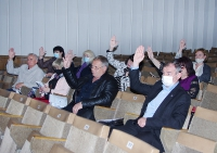 У Дніпрі відбулися засідання президії та V пленум Центральної ради ПМГУ_1