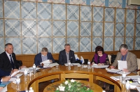 У Дніпрі відбулися засідання президії та V пленум Центральної ради ПМГУ_2
