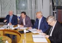 У Дніпрі відбулися засідання президії та V пленум Центральної ради ПМГУ_4