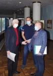 У Дніпрі відбулися засідання президії та V пленум Центральної ради ПМГУ_6