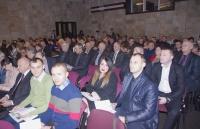 В Днепре состоялись заседание президиума и VI пленум ЦК ПМГУ