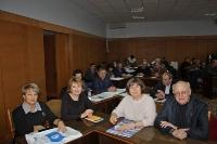 В Запорожье состоялся VIII пленум областного комитета ПМГУ